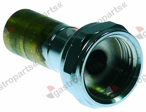548.195, adapter for hose 1  IT o 15mm
