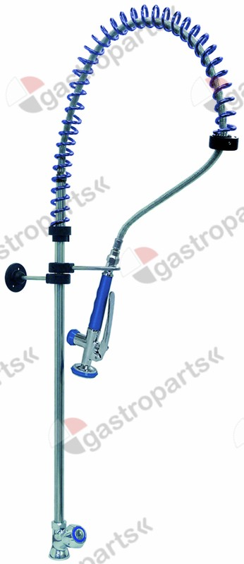 548.860, pre-rinse unit with pillar tap tap head 1/2