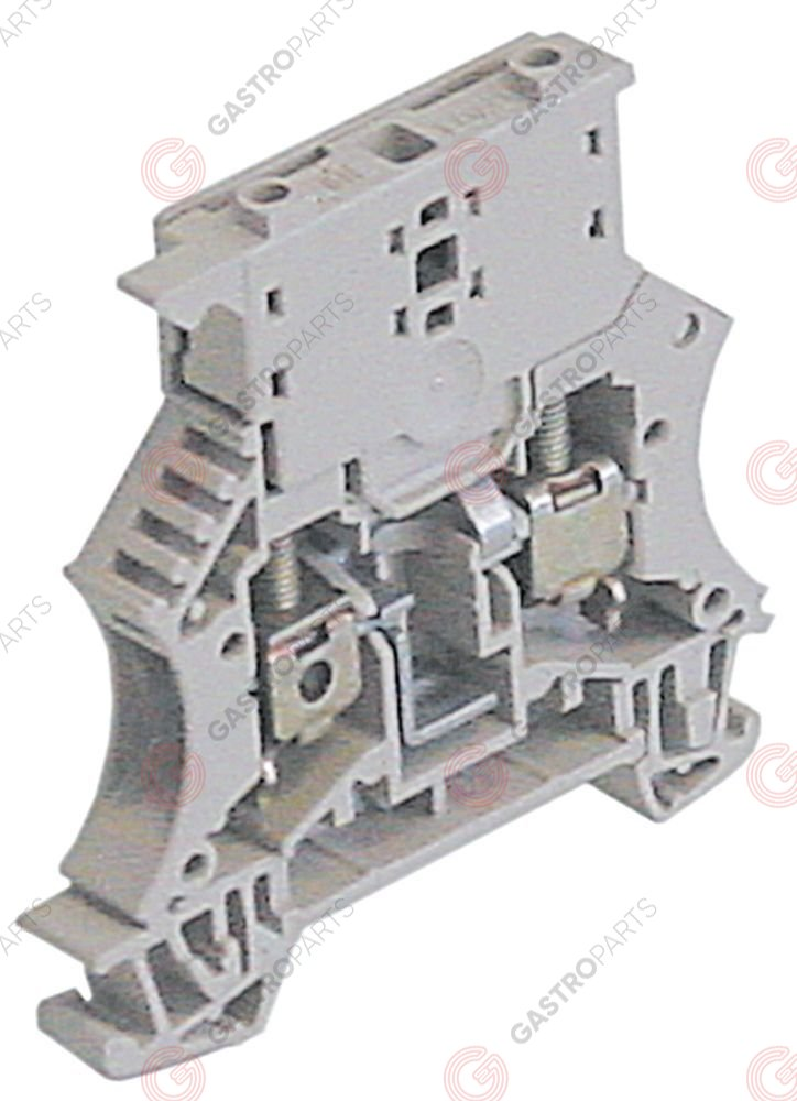550.536, fuse holder suitable fuse o10x38mm 30A