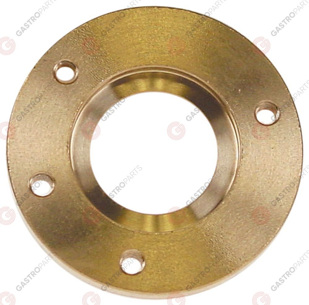 550.859, counterflange for fan motor ED o 60mm