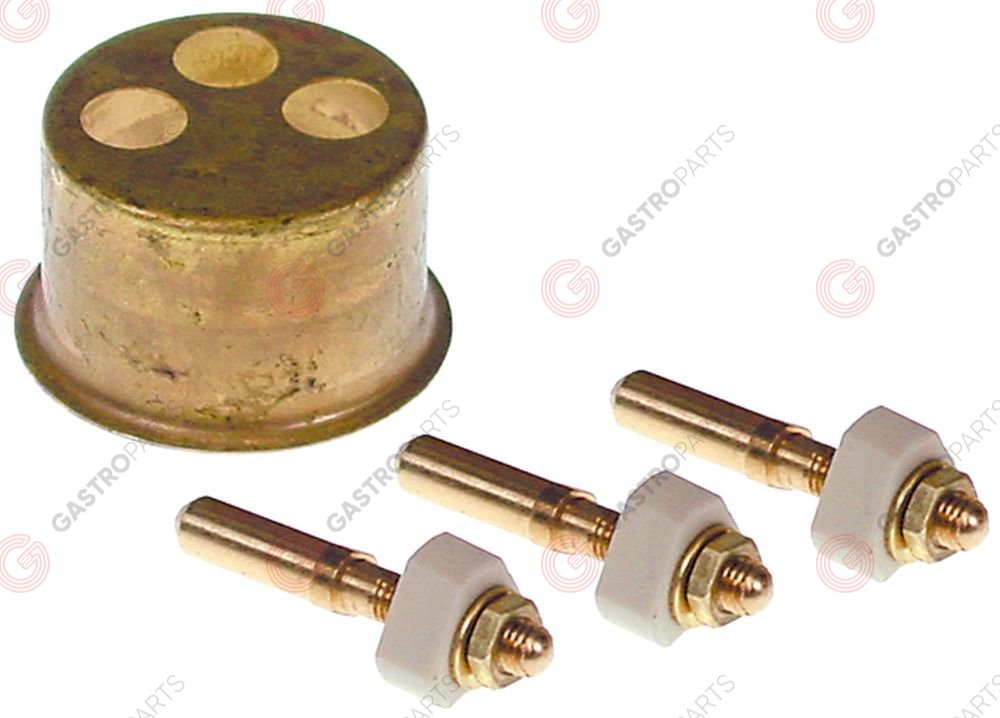 550.884, conversion kit for power socket