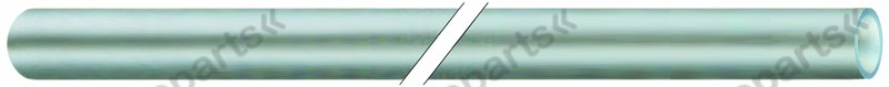 570.026, PVC hose ID ø 4mm ED ø 6mm L 100m thickness 1mm t.max. 60°C transparent
