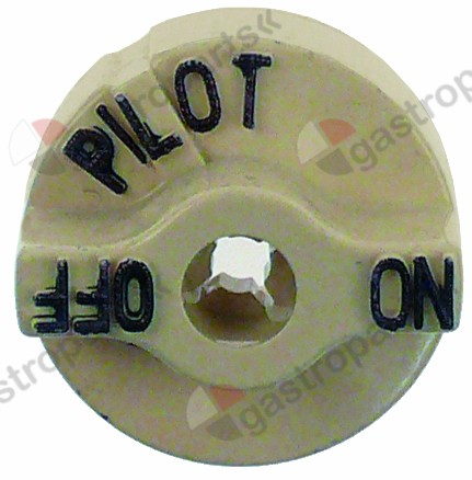 580.033, knob suitable for ROBERTSHAW