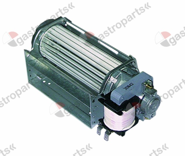 601.034, cross flow fan ebm-papst QLK45/1200-2513 roller o 45mm roller length 120mm