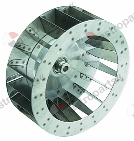 601.064, Fan D1 o 220 mm H1 78mm čepele 20 D2 o 11,5 mm D3 o 16,5 mm 30 mm H2