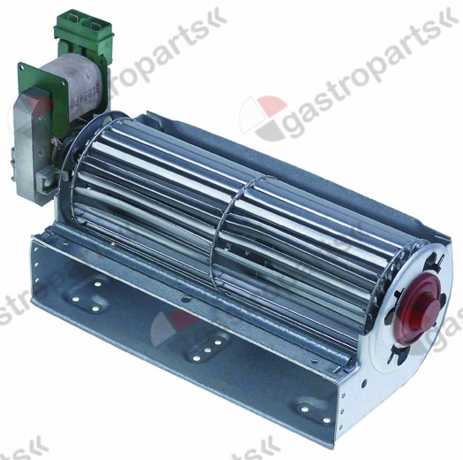 601.561, cross flow fan roller length 180 mm roller o 60 mm