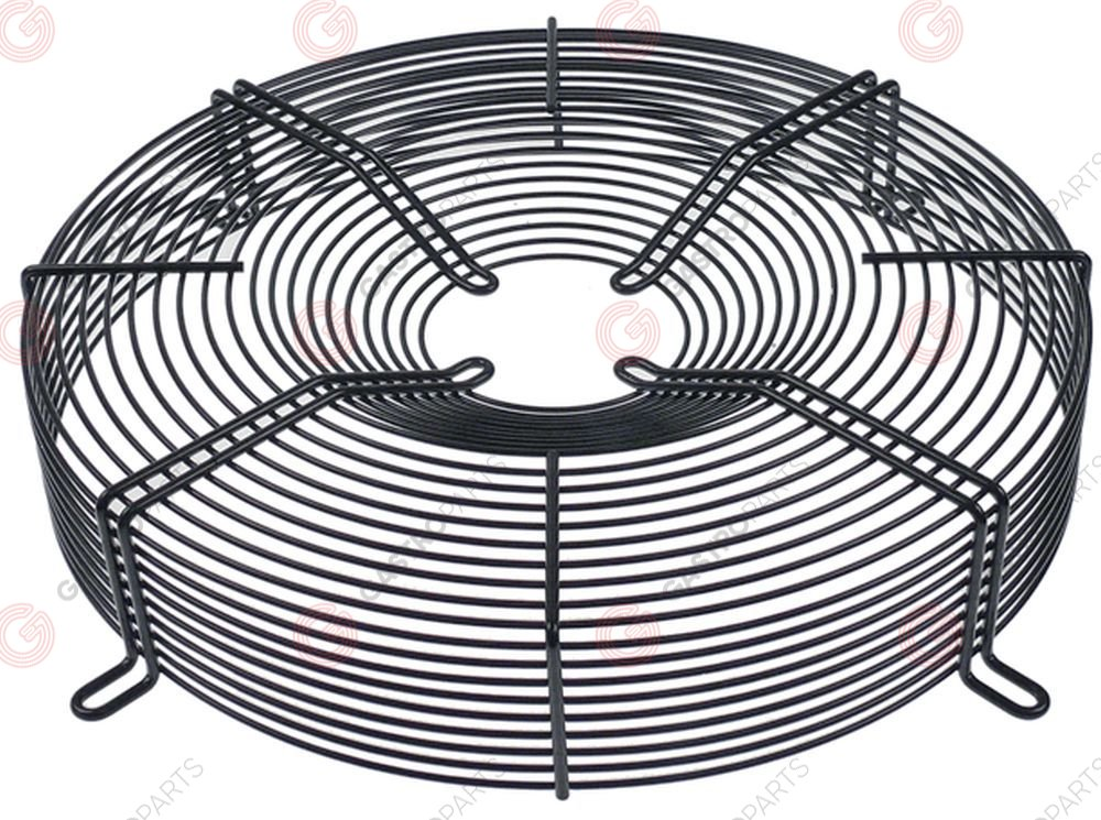 601.951, guard ebm-papst for fan wheel o 400mm o 430mm