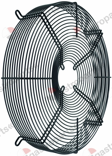 601.957, guard ebm-papst for fan wheel o 450mm o 480mm