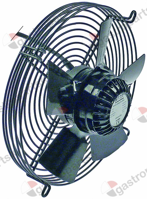 601.980, fan 230V 50/60Hz 48/55W HIDRIA suitable for AFINO