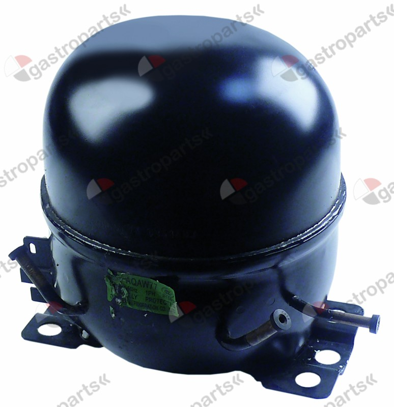 605.116, compressor coolant R134a 220V type AQAW77 50Hz