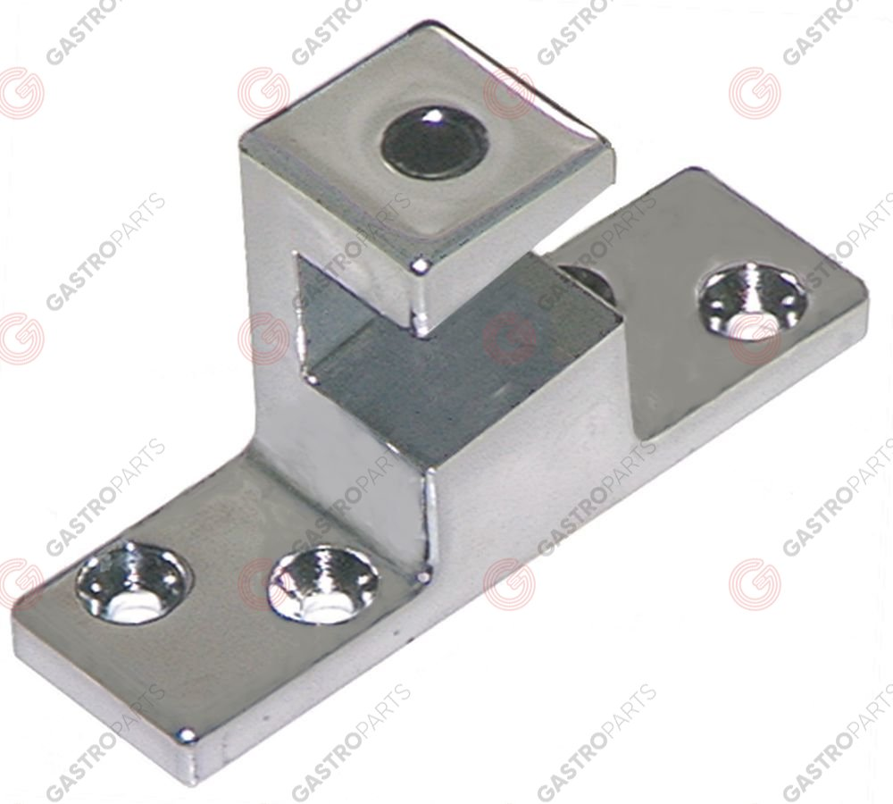 690.045, door catch mounting pos. left L 110mm W 33mm H 56mm mounting distance mm off-set 20mm