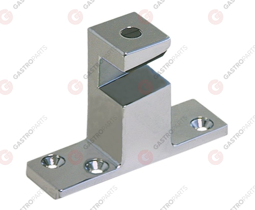 690.135, door catch mounting pos. left L 110mm W 33mm H 74mm mounting distance mm off-set 38mm