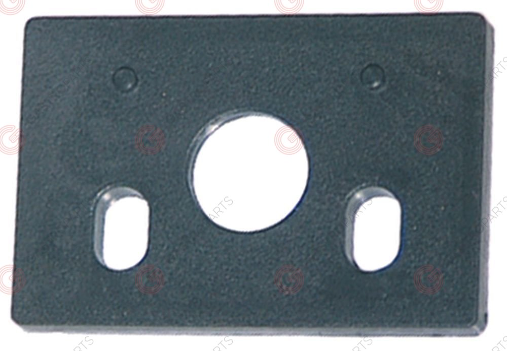 690.312, base plate for 4004/4006 series thickness 5mm