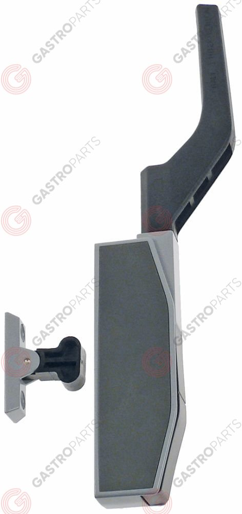 690.457, handle latch 1825 mounting distance 158mm L 181mm refrigeration units external lock