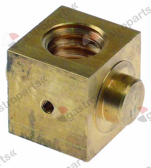 690.546, thread block Tr24x5 right-hand thread W 38mm