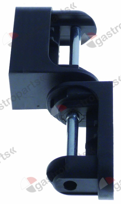690.820, edgemount hinge L 202mm W 44mm