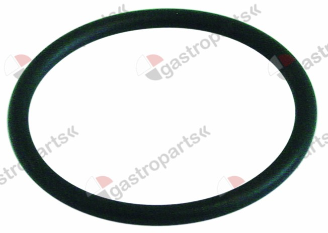 691.033, O-ring EPDM śr. wew. 62,87mm grubość 5,34mm