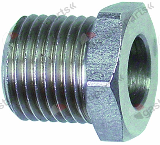 691.140, bush for micro-switch M16x1,5