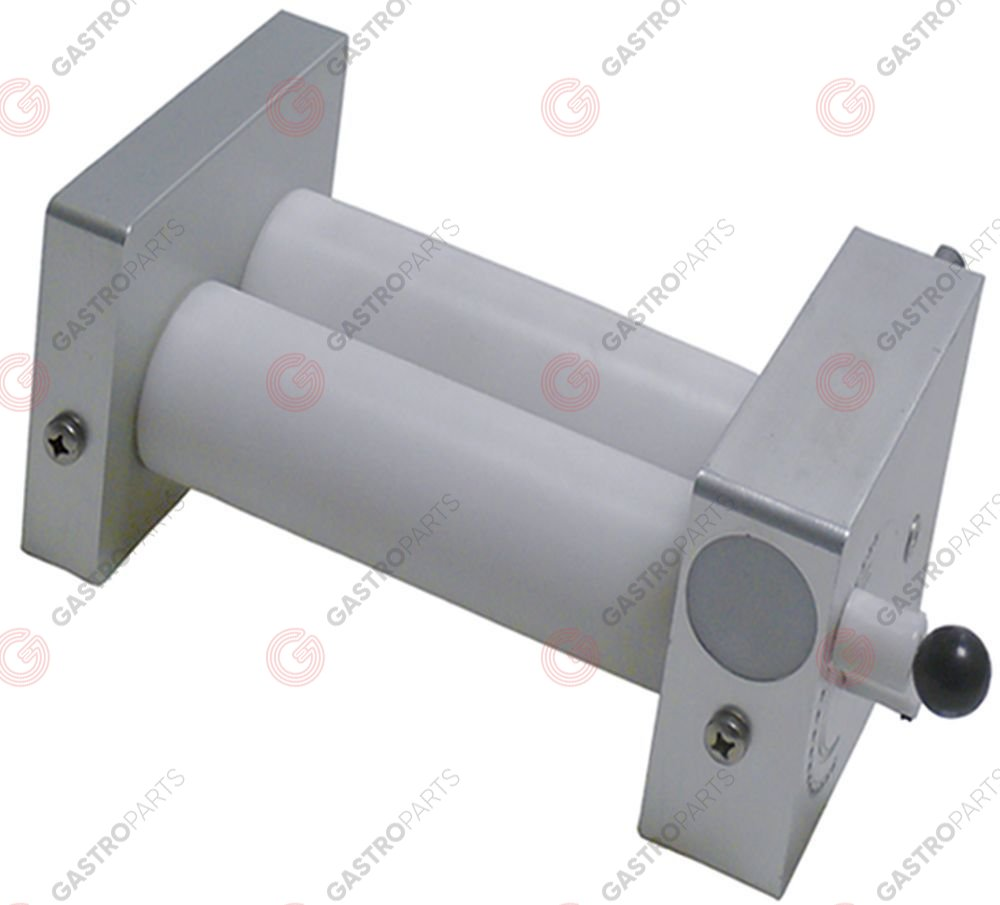691.234, roller assembly L 165mm mounting pos. upper