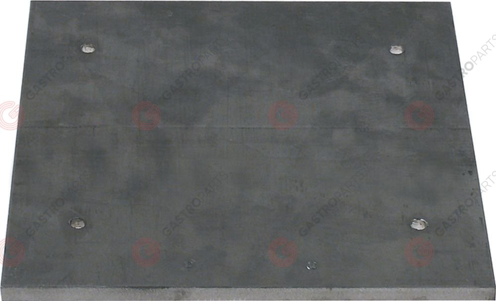 691.306, connection plate for hot dog machine aluminium