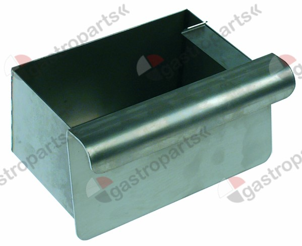 691.386, grease collecting tray L 110mm W 170mm H 85mm