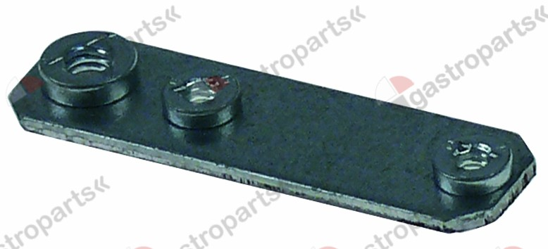 691.389, opposite support for micro-switch L 44mm W 13mm