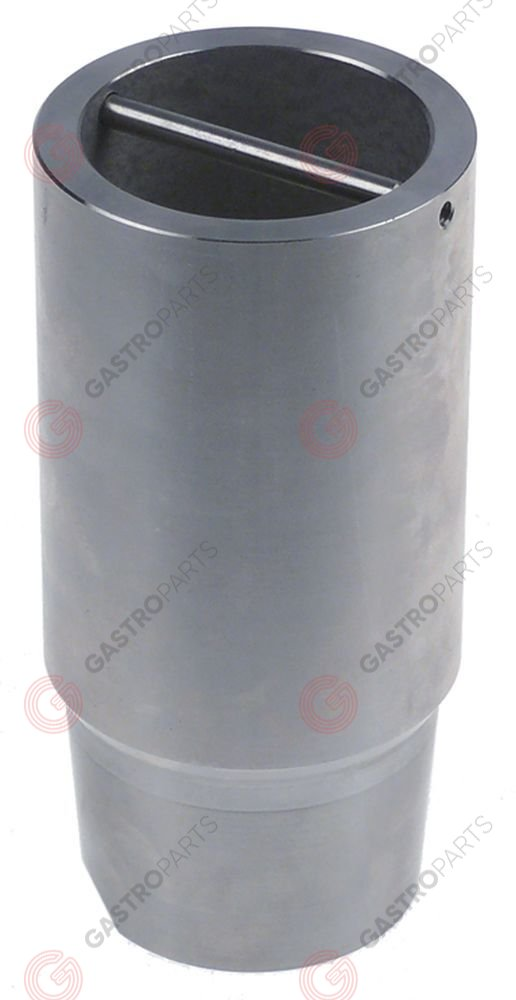 691.454, outflow plug o 62mm L 130mm