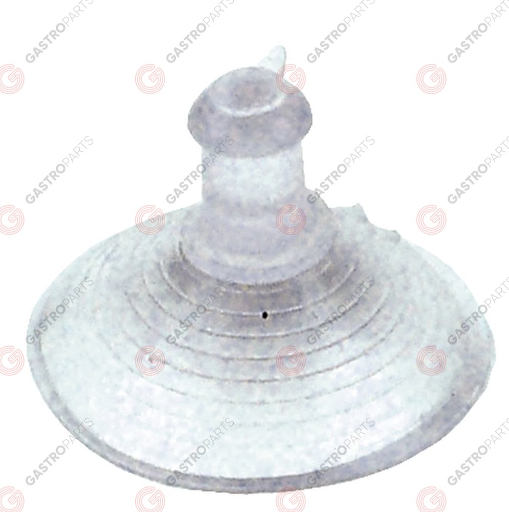 691.493, suction cup for glass plate