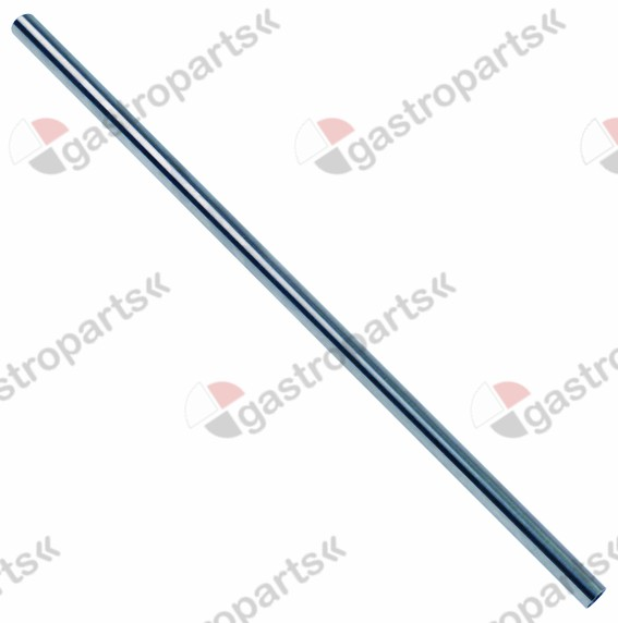 691.514, handle rod tube o 18mm thickness 1mm L 718mm