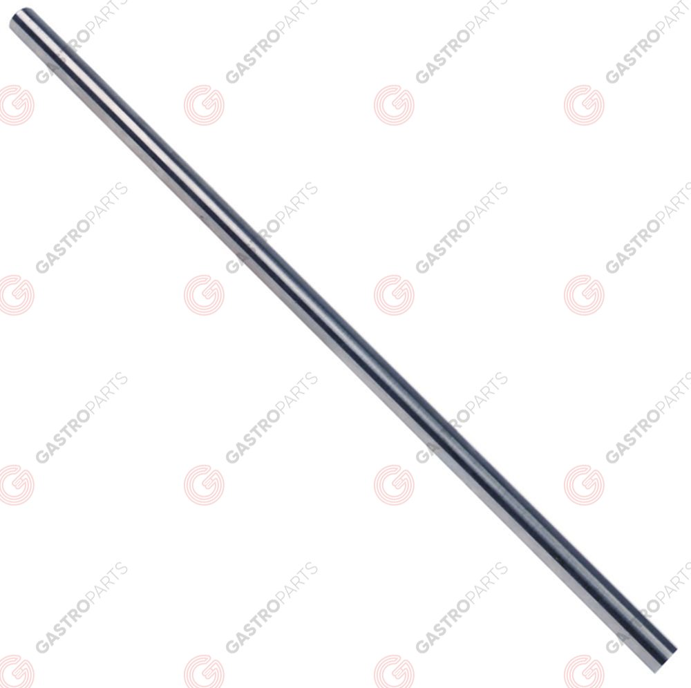 691.515, handle rod tube o 18mm thickness 1mm L 518mm