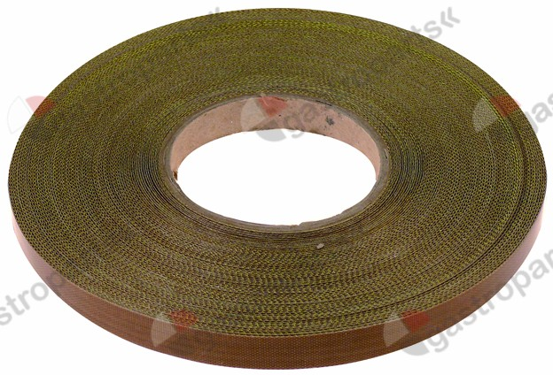 691.526, PTFE belt coil W 15mm thickness 0,25mm Qty MTR