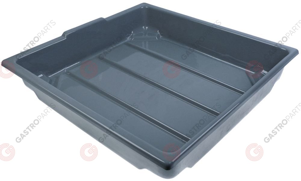 691.850, drawer for deep freezer L 540 mm W 530 mm H 100 mm