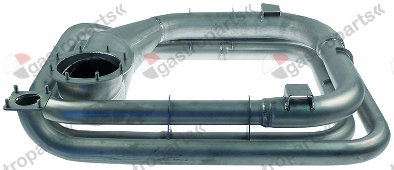 692.597, heat exchanger combi-steamer CONVOTHERM