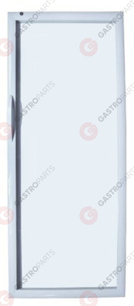 694.233, Door right W 670mm H 1570mm thickness 40mm