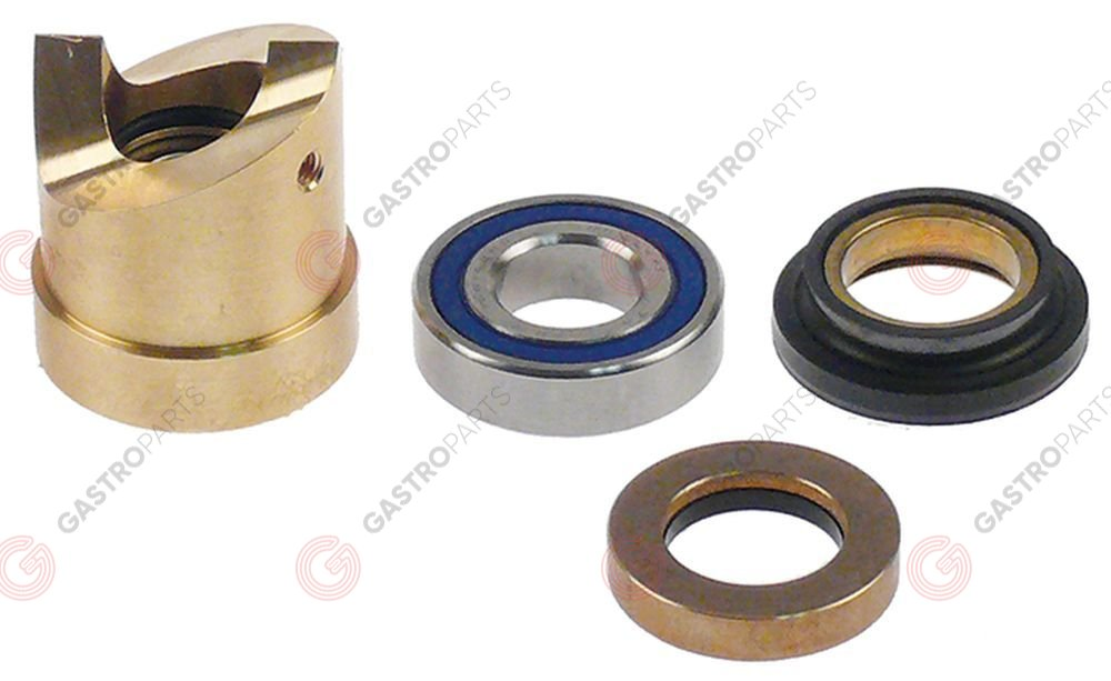 694.788, shaft sealing ID o 25mm ED o 48mm set