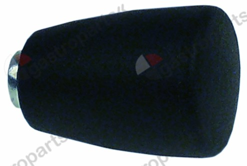 695.615, cone handle M5x0,8 fryer cover