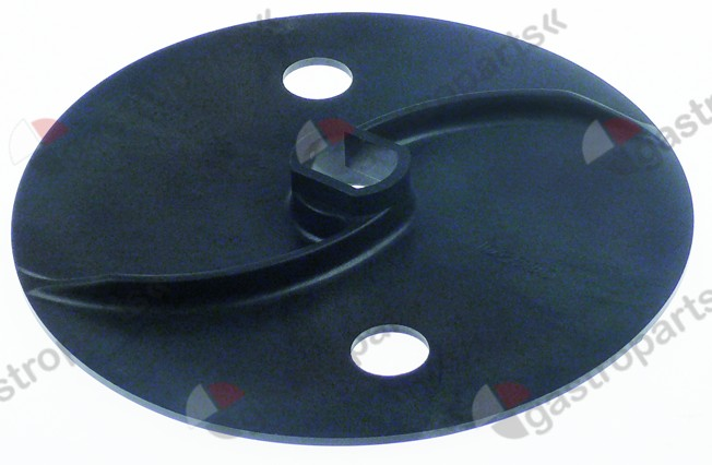 697.822, ejector disc o 185 mm seat o 25x18mm