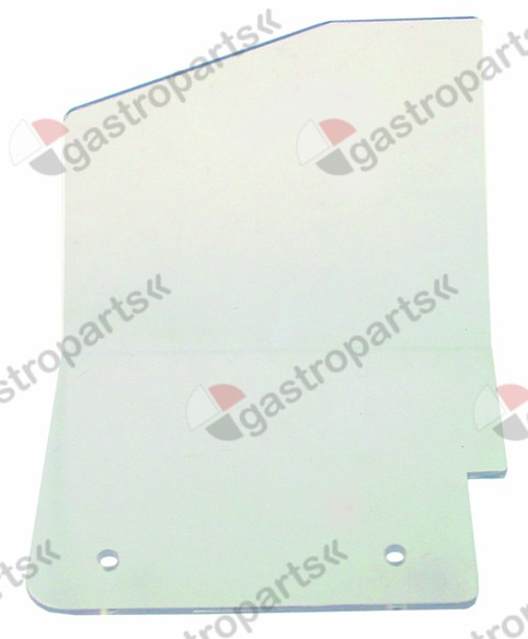 698.196, hand protection for carriage 275-300 H 220mm