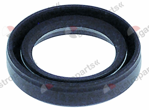 698.211, shaft seal ID o 15mm ED o 24mm thickness 5mm