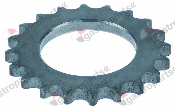 698.348, gear wheel splitting 1  teeth 20