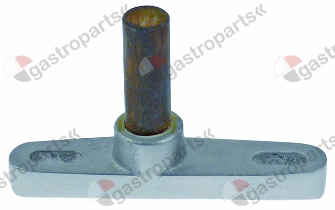 698.388, mounting flange o 18mm L 128mm W 28mm