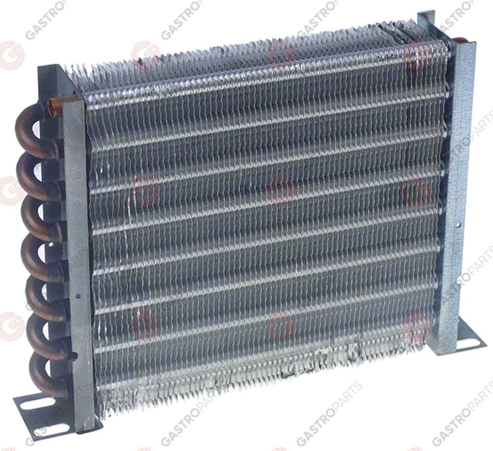 750.089, condensor for ice maker W 280mm D 46mm H 230mm