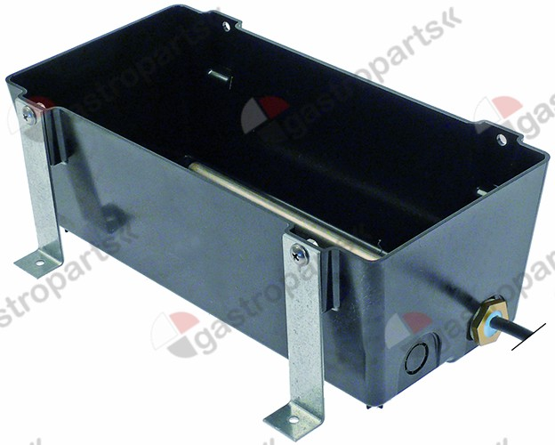 750.572, condensing tray heated L 300mm W 155mm H 105mm 230V 300W without level electrode