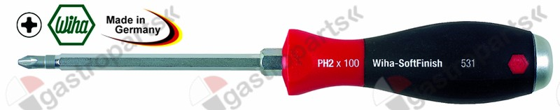 801.524, Phillips screwdriver Phillips size PH2
