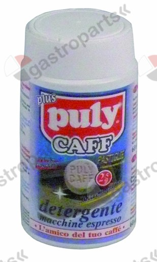 802.107, Cleaner puly caff Plus NSF schválení 150 g 60 tablet 2.5G