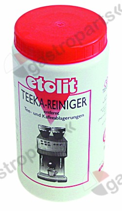 802.123, detergent etolit TEEKA tea/coffee 1000g can can