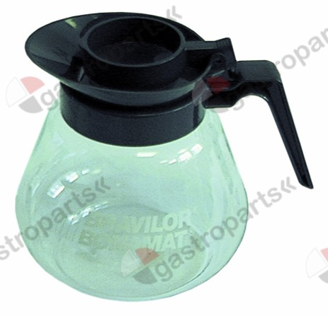 960.070, coffee pot 1,7l glas suitable for BONAMAT