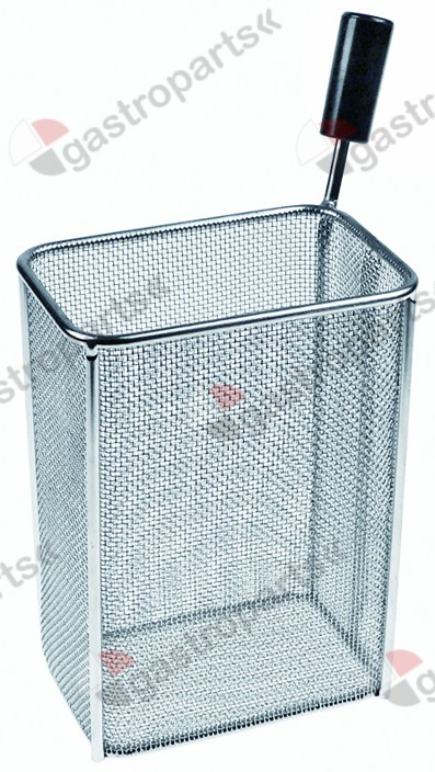 970.758, Replaced by 970806 / pasta basket W1 90mm L1 135mm H1 185mm size 1/6