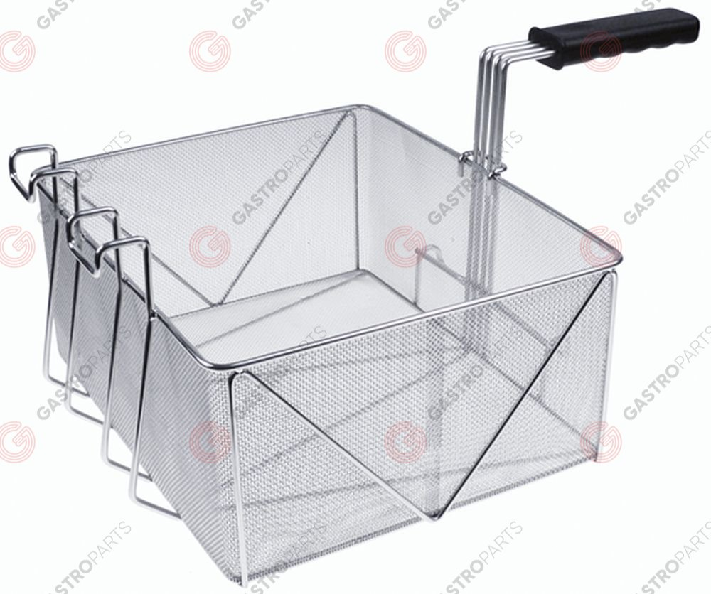 970.759, Replaced by 970769 / fryer basket W1 350mm L1 295mm H1 160mmstainless steel
