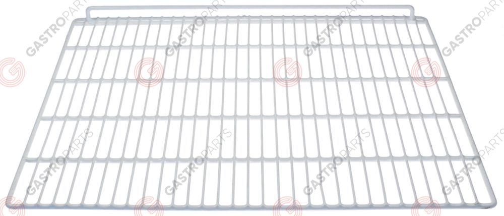 970.772, grid shelf W 655 mm L 530 mm H 40 mm